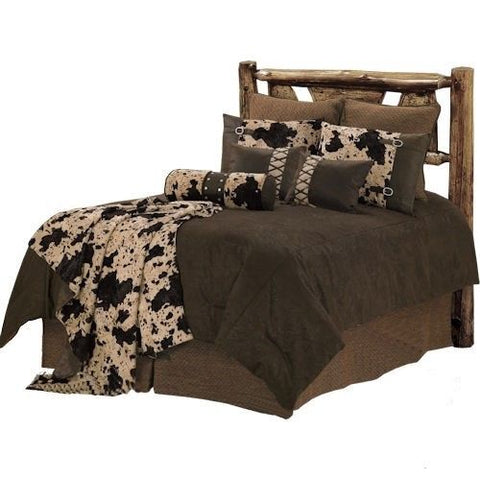 El Dorado Queen Size Western 5 Piece Bedding Set