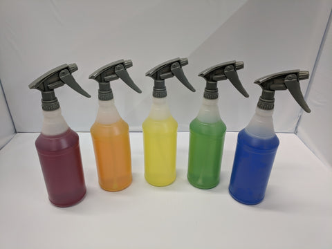 32 oz. Spray Bottles