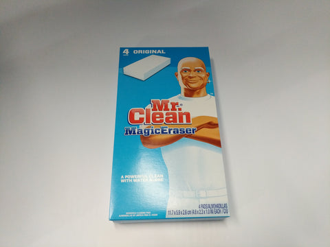 Mr. Clean Magic Eraser (4 pack)