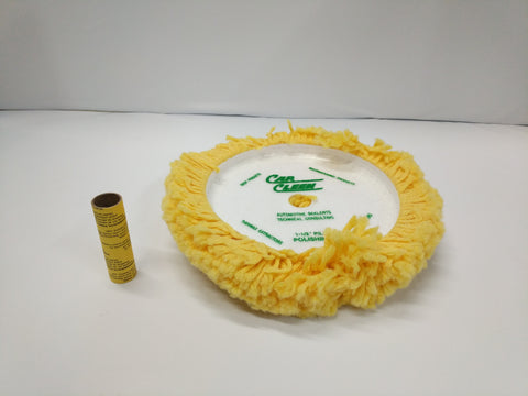 "Polishing 1-1/2"" Wool Polishing Pad"