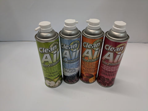 Clean Air Deodorizers by the Can