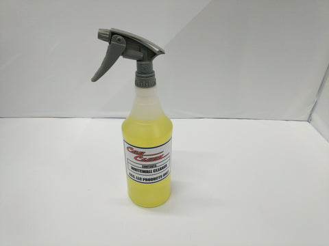Whitewall Wheel and Tire Cleaner 32oz. Ready to Use