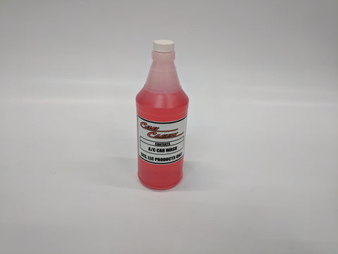 Car Wash Concentrate A/C (32 oz)
