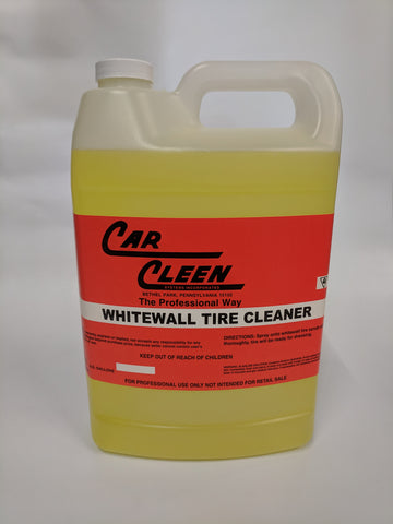 Whitewall Wheel and Tire Cleaner (1 gal)