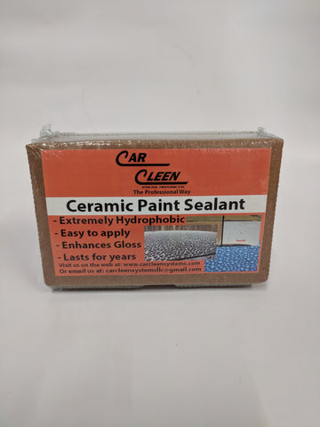 Ceramic Paint Sealant