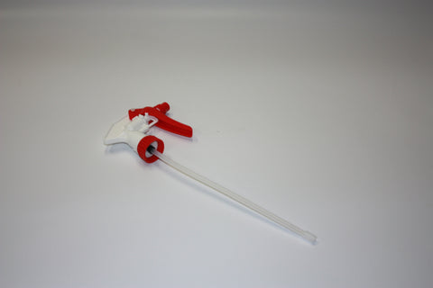 Sprayer Head (red / white)