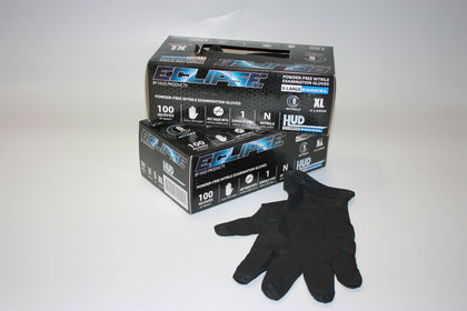 Box of Gloves (Black)