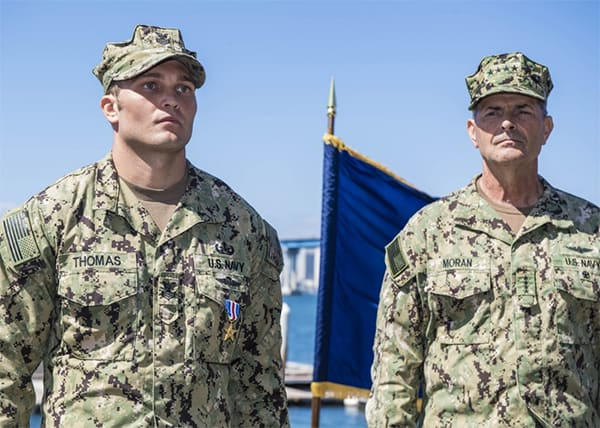 EOD Petty Officer Awarded Silver Star Medal