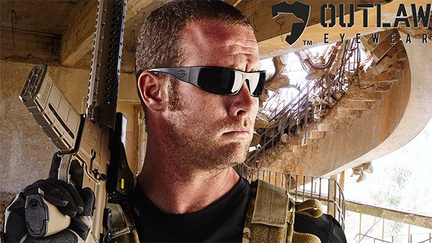 Outlaw Eyewear: Protecting the Eyes of Those Who Protect Us
