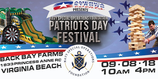 The First Annual Patriot's Day Festival