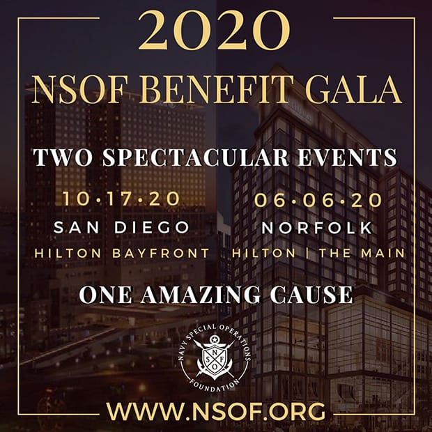 3rd Annual East Coast NSOF Benefit Gala @ Hilton Main