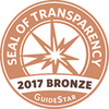 GuideStar Bronze Level