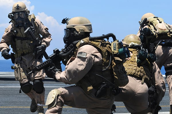 Navy Special Operations EOD