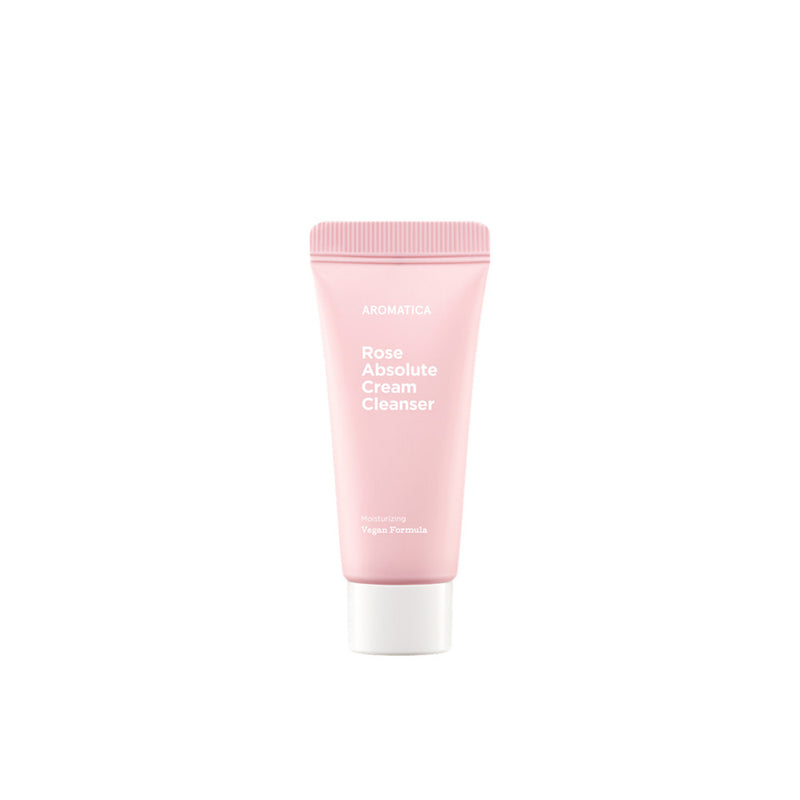 Aromatica Reviving Rose Infusion Cream Cleanser 20ml