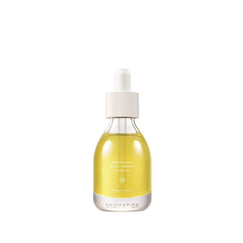 Aromatica Organic Neroli Brightening Facial Oil 30ml
