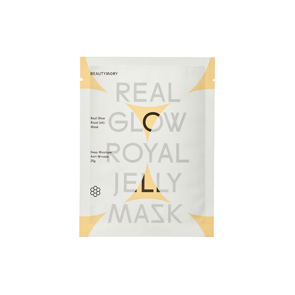 Beautymory Royal Glow Royal Jelly Mask