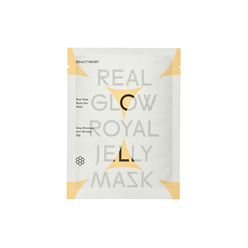Beautymory Real Glow Royal Jelly Mask