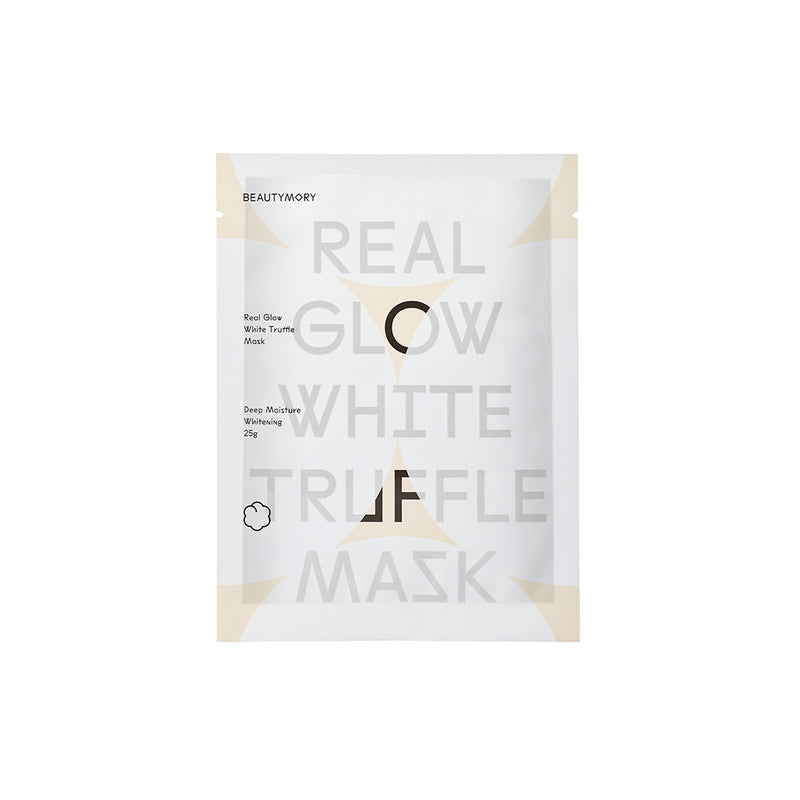 Beautymory Real Glow White Truffle Mask