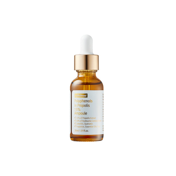 By Wishtrend Polyphenols In Propolis 15% Ampoule 30ml close up
