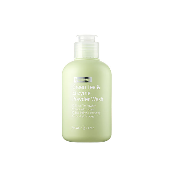 Wishtrend Green Tea and Enzyme Powder Wash 70g