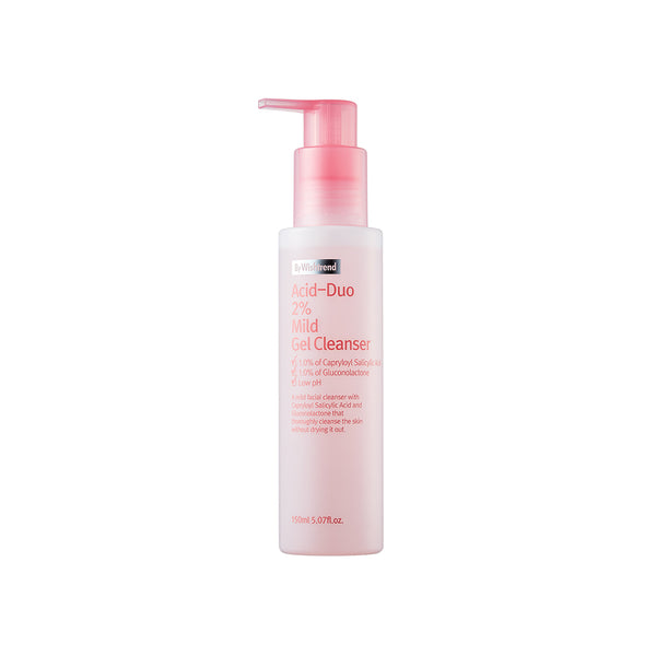Wishtrend Acid-Duo 2% Mild Gel Cleanser 150ml