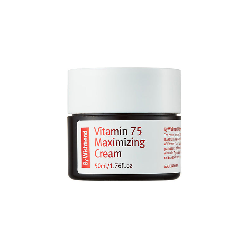 By Wishtrend Vitamin75 Maximizing Cream