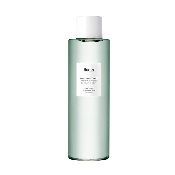 Huxley Cleansing Water ; Be Clean ; Be Moist 200ml