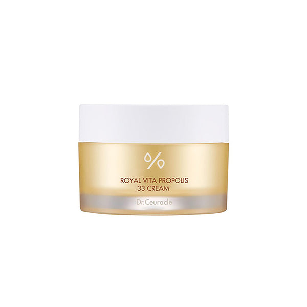 In search of brighter, radiant, even skin? Try Dr. Ceuracle Royal Vita Propolis 33 Cream 50ml