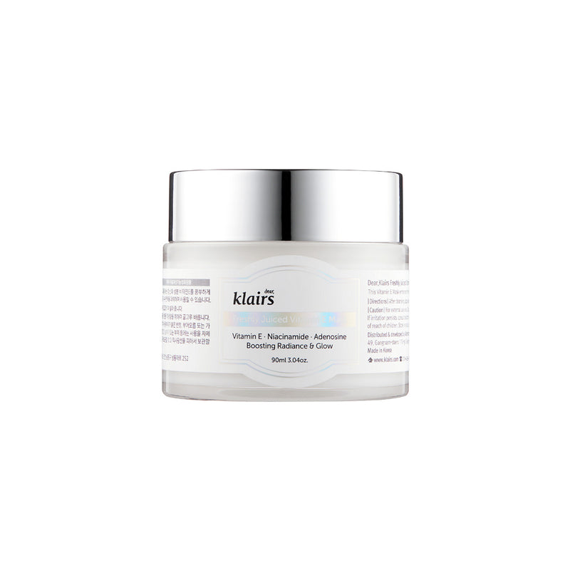 Dear Klairs Freshly Juiced Vitamin Drop & Vitamin E Mask Duo (WORTH £45.60)