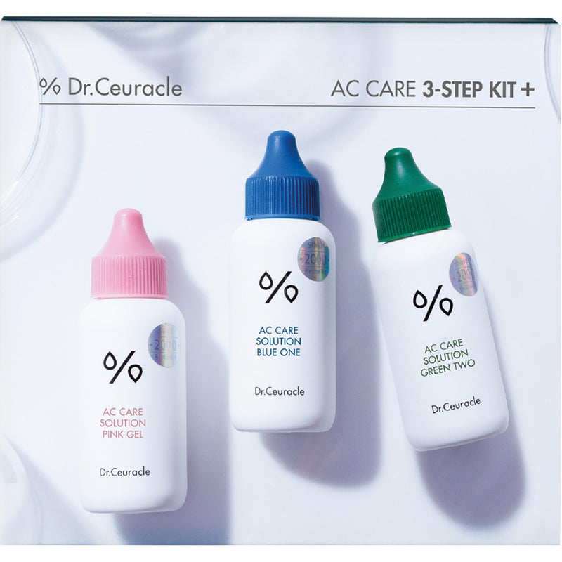 Dr. Ceuracle AC Care 3-Step Kit