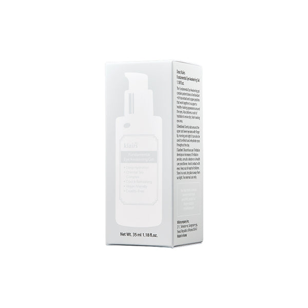Dear Klairs Fundamental Eye Awakening Gel