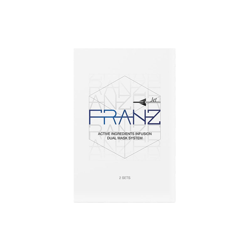 Franz Microcurrent DUAL Face Mask (2 sets)
