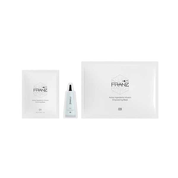 Franz Active Ingredients Infusion Mask System (2 sets)