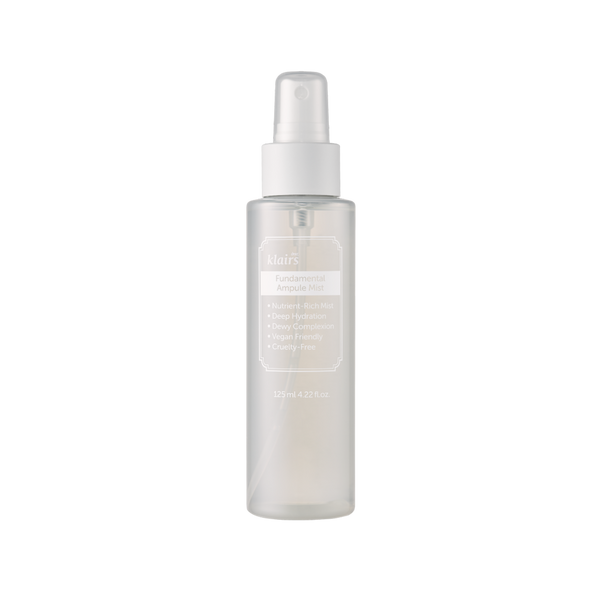 Dear Klairs Fundamental Ampule Mist 125ml