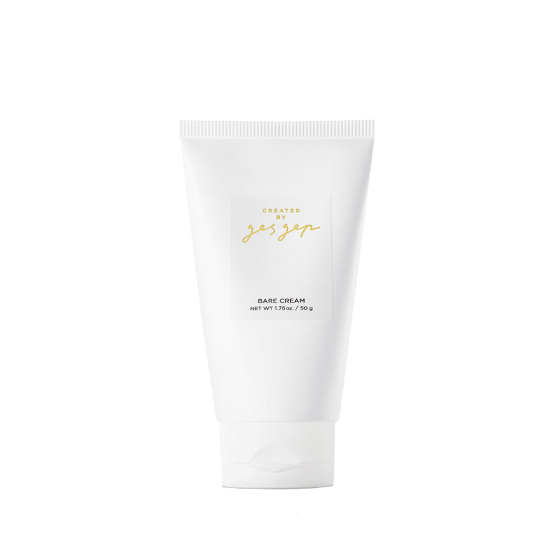 Gesgep Bare Cream 50g