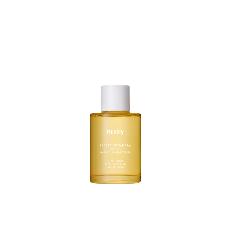 [MINI] Huxley Body Oil ; Moroccan Gardener