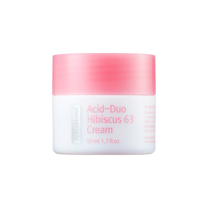 By Wishtrend Acid-Duo Hibiscus 63 Cream