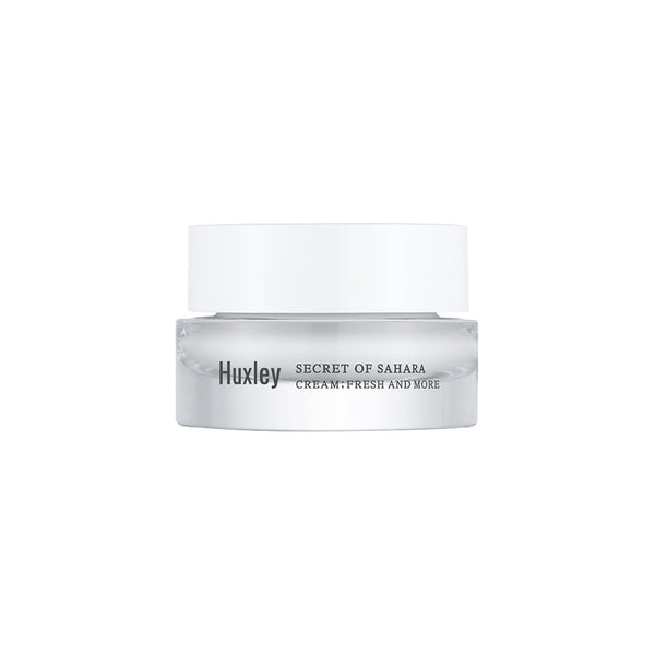 Huxley Hydration Cream: Fresh And More Travel Size