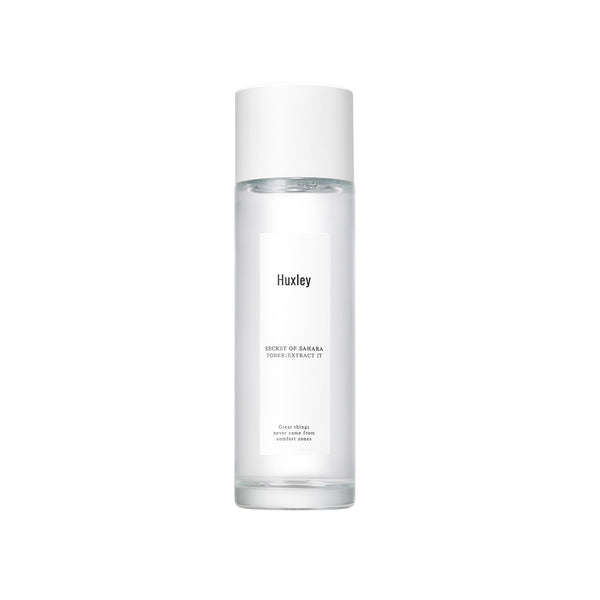 Huxley pH Balance Toner: Extract It 120ml