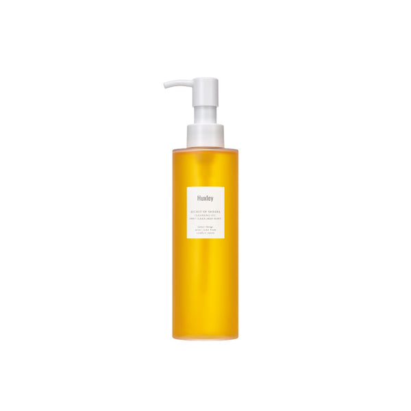 Huxley CLEANSING OIL : DEEP CLEAN, DEEP MOIST