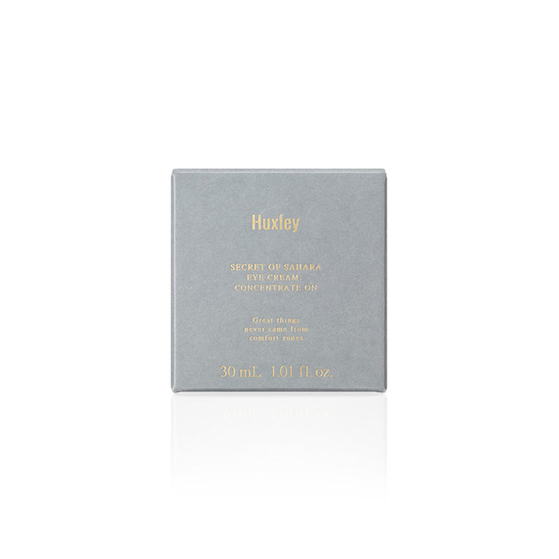 Huxley Eye Cream ; Concentrate On 30ml