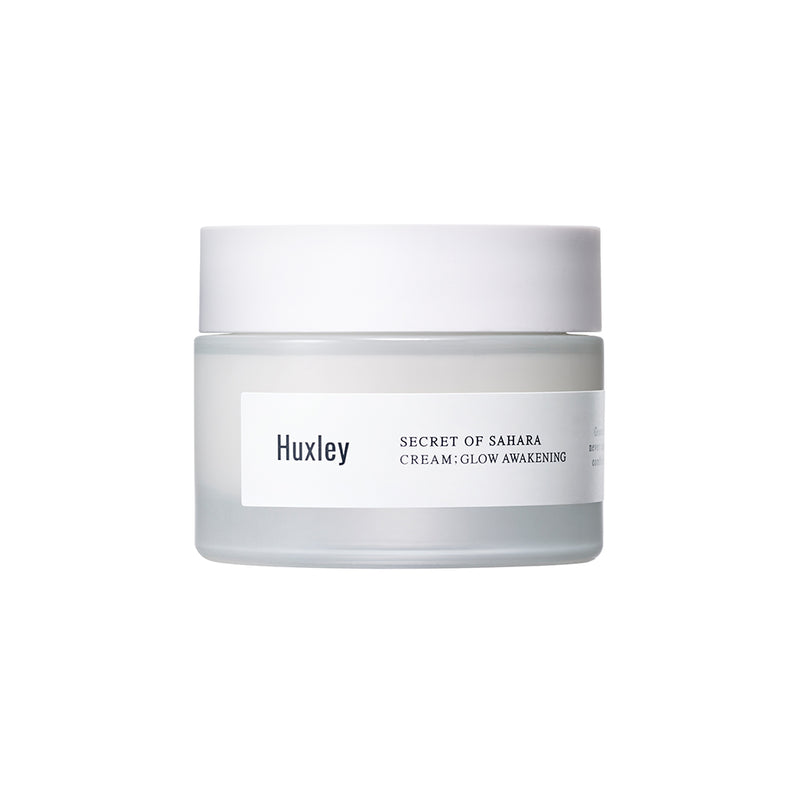 HUXLEY Brightening Cream: Glow Awakening 50ml