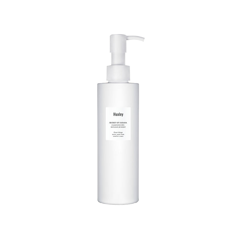 Huxley Be Clean, Be Moist, Cleansing Gel 200ml