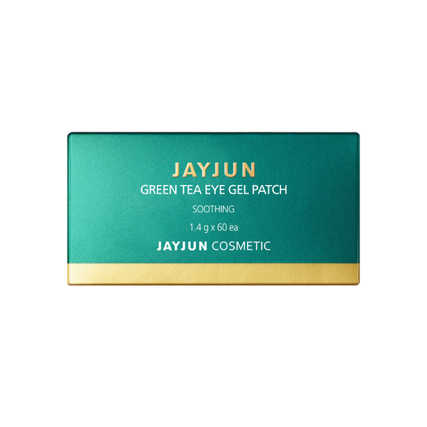 JayJun Green Tea Eye Gel Patches (60 pcs)
