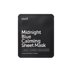 Klairs Midnight Blue Calming Sheet Mask
