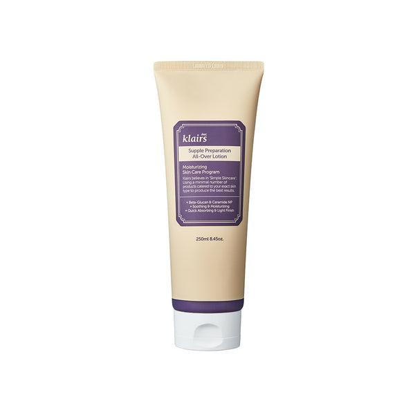 Dear Klairs Supple Preparation All Over Lotion 250ml