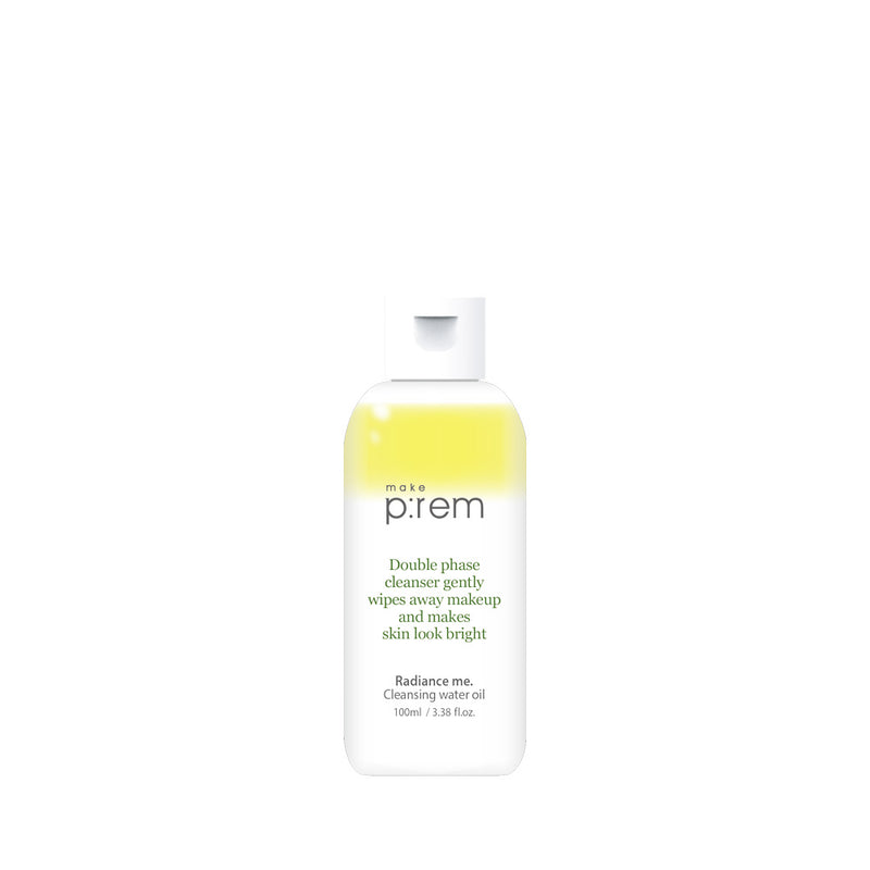 Make P:rem Radiance Me Cleansing Water Oil 100ml