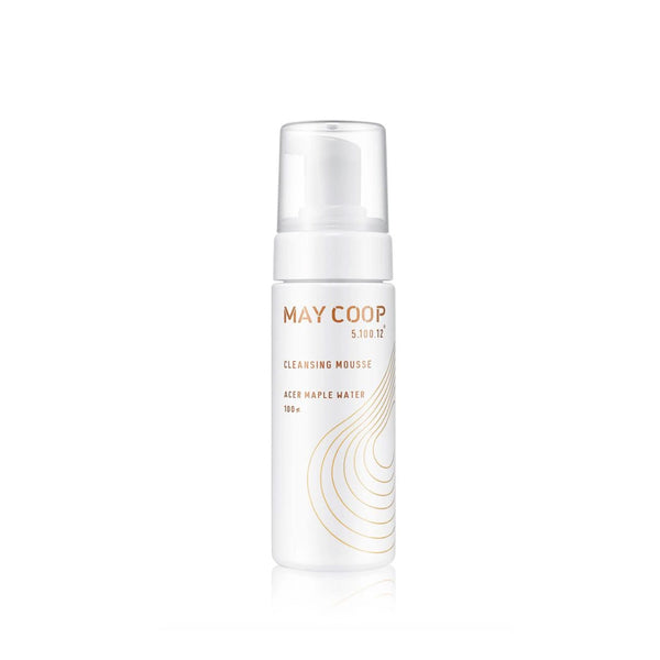 May Coop Raw Cleansing Mousse 150ml