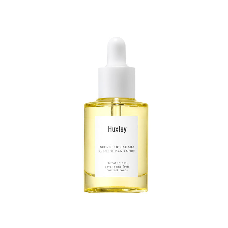 Huxley Oil; Light And More 30ml