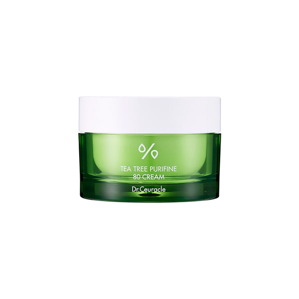 Dr. Ceuracle Tea Tree Purifine 80 Cream 50g